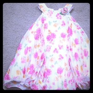 Other - White dress. Girls age 4-5